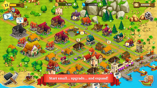 Town Village: Farm, Build, Trade, Harvest City Hack for the game
