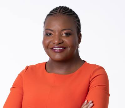 Hope Lukoto, Chief Human Resources Officer, BCX