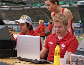 Photo: Indoorien DJ:t Eetu Ehrola ja Lauri Alasaukko-oja
