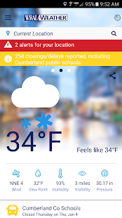 WRAL Weather APK image thumbnail 4
