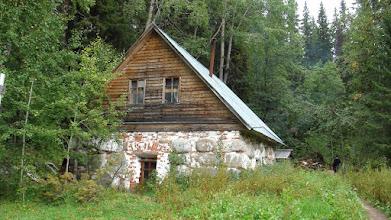Photo: Свято-Вознесенский скит. Баня валунная