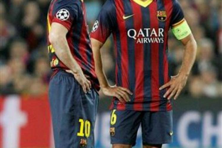 Xavi se verrait bien entraîneur du Barça