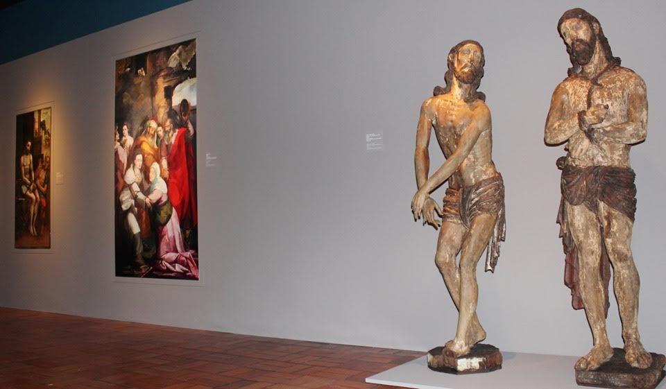 Riqueza artística da Misericórdia em exibição no Museu de Lamego