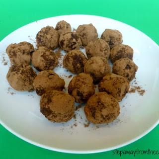 Almond Chocolate Truffles