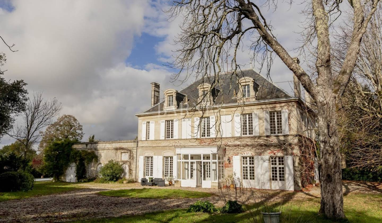 House with pool Cénac