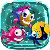 Fish Frenzy Match 3