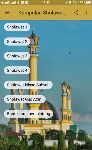 Kumpulan Sholawat Lengkap for PC