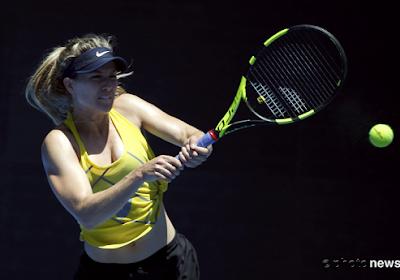 Après une chute dans les vestiaires de l'US Open, Bouchard gagne son procès contre la fédé américaine