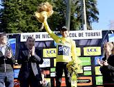 """Le nouveau maillot jaune l'admet : """"Gilbert nous a rendu inquiets"""""""