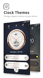 Alarm Clock – Alarm Themes & Bedside Clock APK screenshot thumbnail 1
