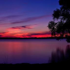 Tranquility by Mandy Schram - Landscapes Sunsets & Sunrises