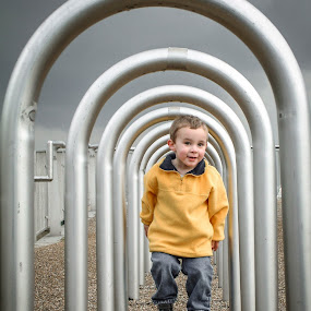 Through the Hoops by Phil Clarkstone - Babies & Children Toddlers