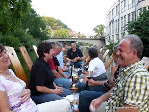 Photo: Weinseminar mit Kutay ... griechischer Wein? :-)