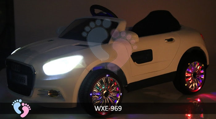Xe ô tô điện trẻ em WXE-969 1