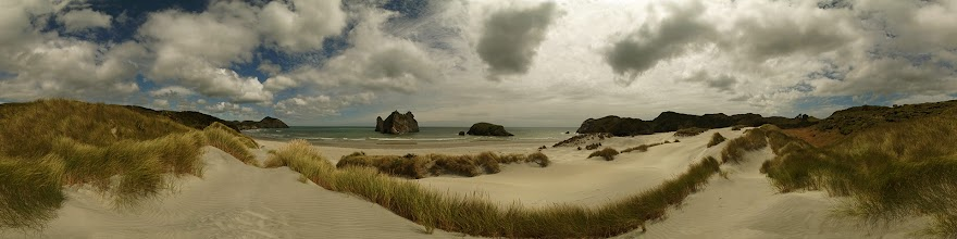 Photo: New Zealand, Southland, Golden Bay