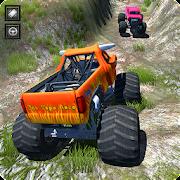 Offroad Monster Truck Stunt Driving Simulator