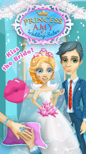 Princess Amy Wedding Salon- screenshot thumbnail