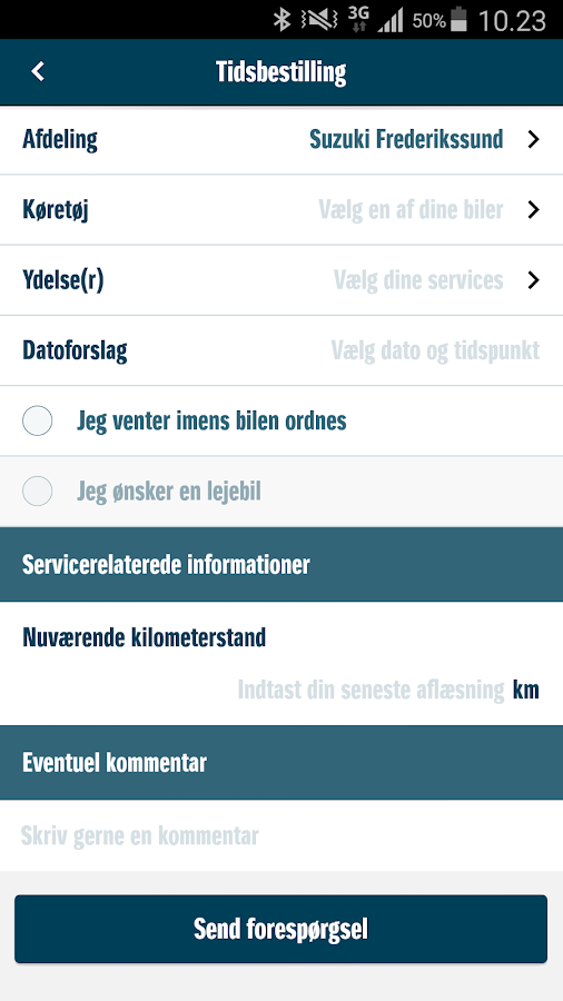 Kloe Auto- screenshot