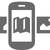 Mobile application page icon