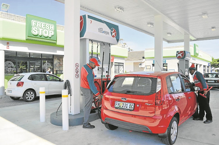 Fuel prices will drop in March before the new fuel levies take effect in April.