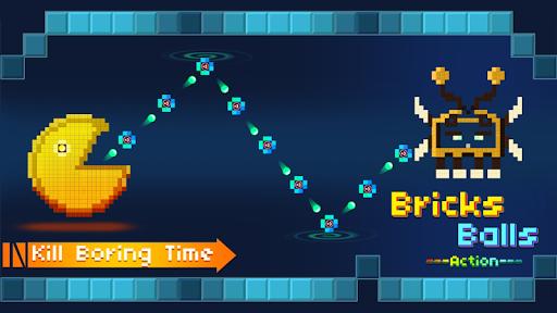 Bricks Balls Action - Bricks Breaker Puzzle Game screenshots 7