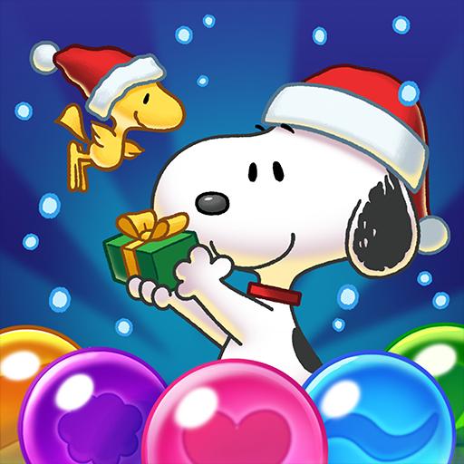 Snoopy Pop - Free Match, Blast & Pop Bubble Game (game)