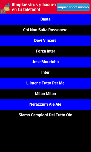 Botonera Inter