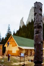 Photo: hagymásos totem