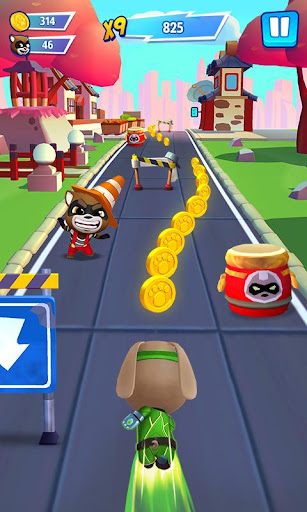 Talking Tom Hero Dash cheat screenshots 2