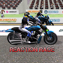 Reaction Race Online - Motorbike racing edition icon