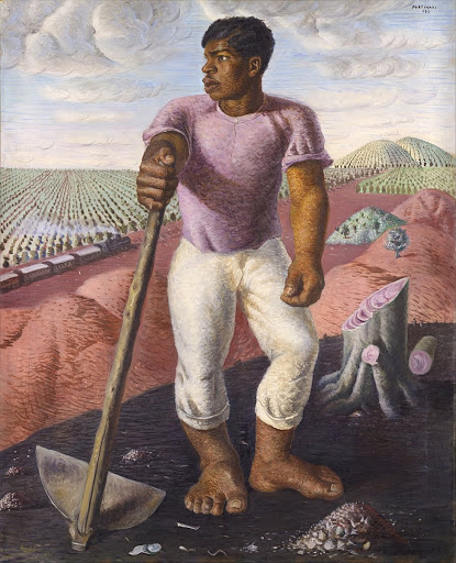 Coffee Agricultural Worker