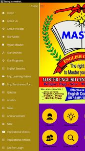 Master English - náhled