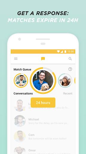 Bumble — Date. Meet Friends. Network. Screenshot