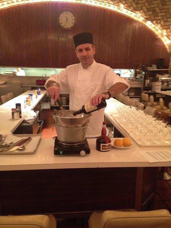 Januz Noka's Strawberry Romanoff At Oyster Frenzy Recipe