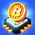 The Crypto Merge - bitcoin mining simulator icon