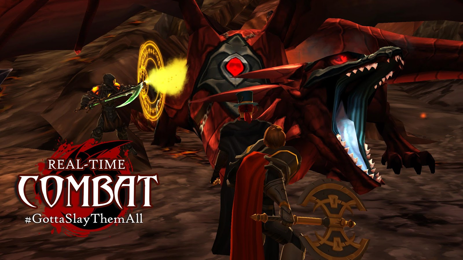 AdventureQuest 3D- screenshot