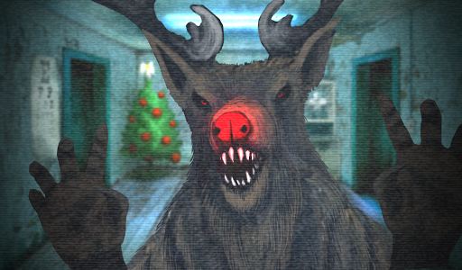 Christmas Night Shift - Five Nights Survival screenshots 14