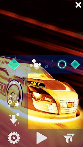 Neon Cars Live Wallpaper HD 2.8 screenshots 7