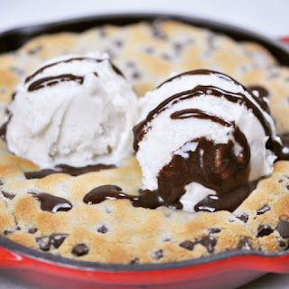 The Ultimate Chocolate Chip Skillet Cookie Recipe