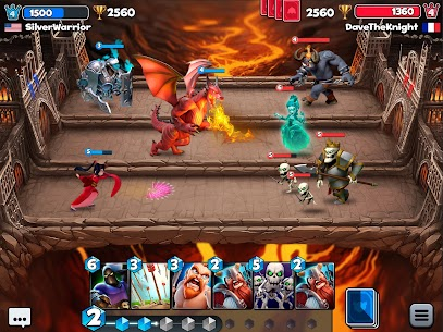 Castle Crush: Free Strategy Card Games v1.0.6 Mod apk 2019 with unlimited coins, money and gems. 8