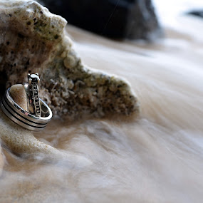Corel Ring by Benjamin Howen III - Wedding Details