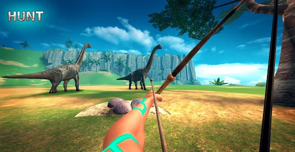 ARK Survival Island Evolve 3d 1.19 MOD (Unlimited Golds/Life/HP) Apk 6