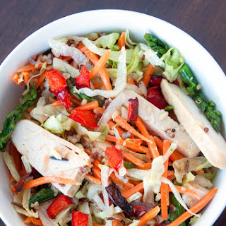 Spring Chicken Bowls #ChickenDotCa