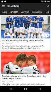 Nyheter fra norsk fotball - náhled
