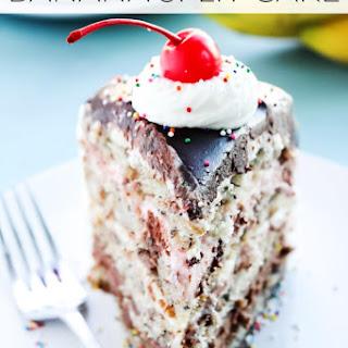 Banana Split Cake Dessert Recipes