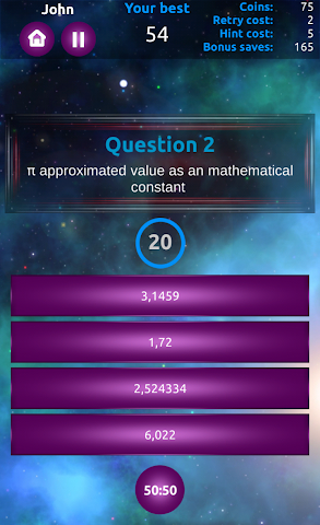 android Who's the smartest? Screenshot 1