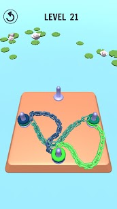 Go Knots 3D (MOD, Unlimited Money) 1