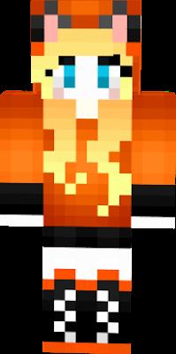 fox girl nova skin