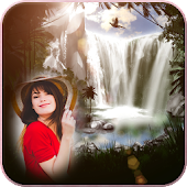 Waterfall Photo Frames FX