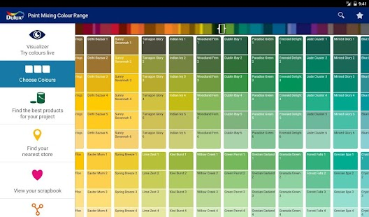 Dulux Visualizer- screenshot thumbnail